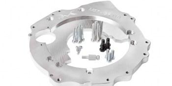 BMW M57 gearbox adapter Nissan Patrol
