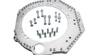 Getriebeadapterplatte
