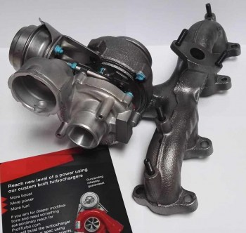 Profiturbo Hybrid Turbo upgrade Stage 2 GT1749V