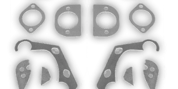 placas de refuerzo BMW E36
