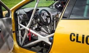Überrollbügel Renault