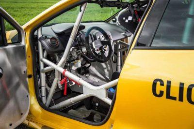 Barres de sécurité Renault