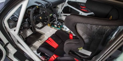 Barres de roulement Porsche