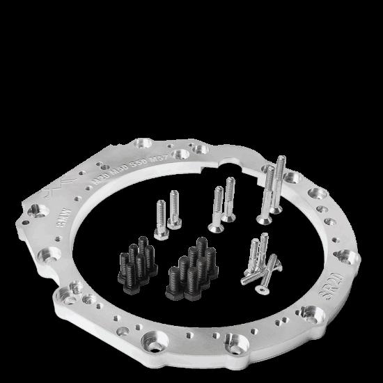 Gearbox Adapter plate Nissan SR20DET - BMW M50