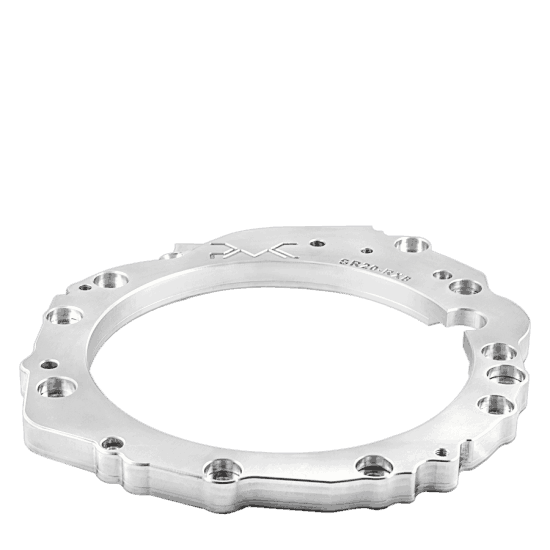 Gearbox Adapter plate Nissan SR20DET - Mazda RX-8
