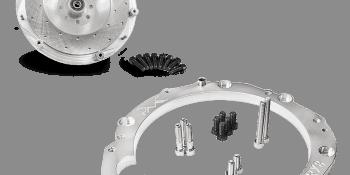 Adapter kit Toyota UZ motor naar Mazda RX 8 transmissie