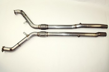 Audi RS6 C6 5.0TFSI V10 Downpipe