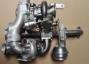 GotTuned BMW Hybrid Turbo stage 3 X5 3.0sd